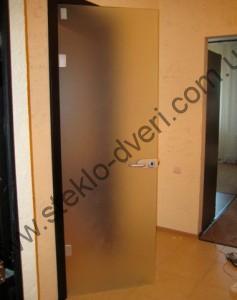 Стеклянные двери в квартире